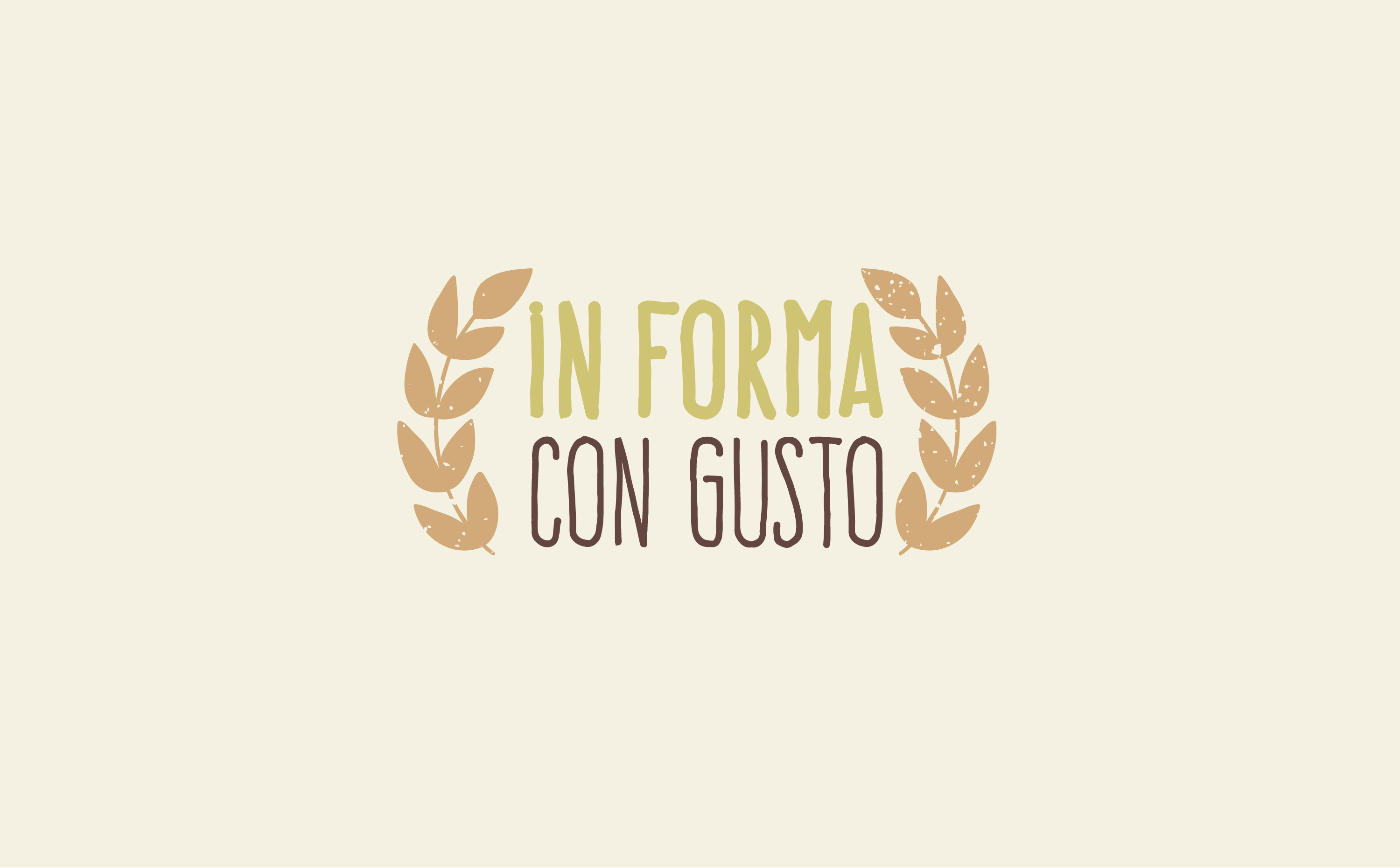 In forma con gusto