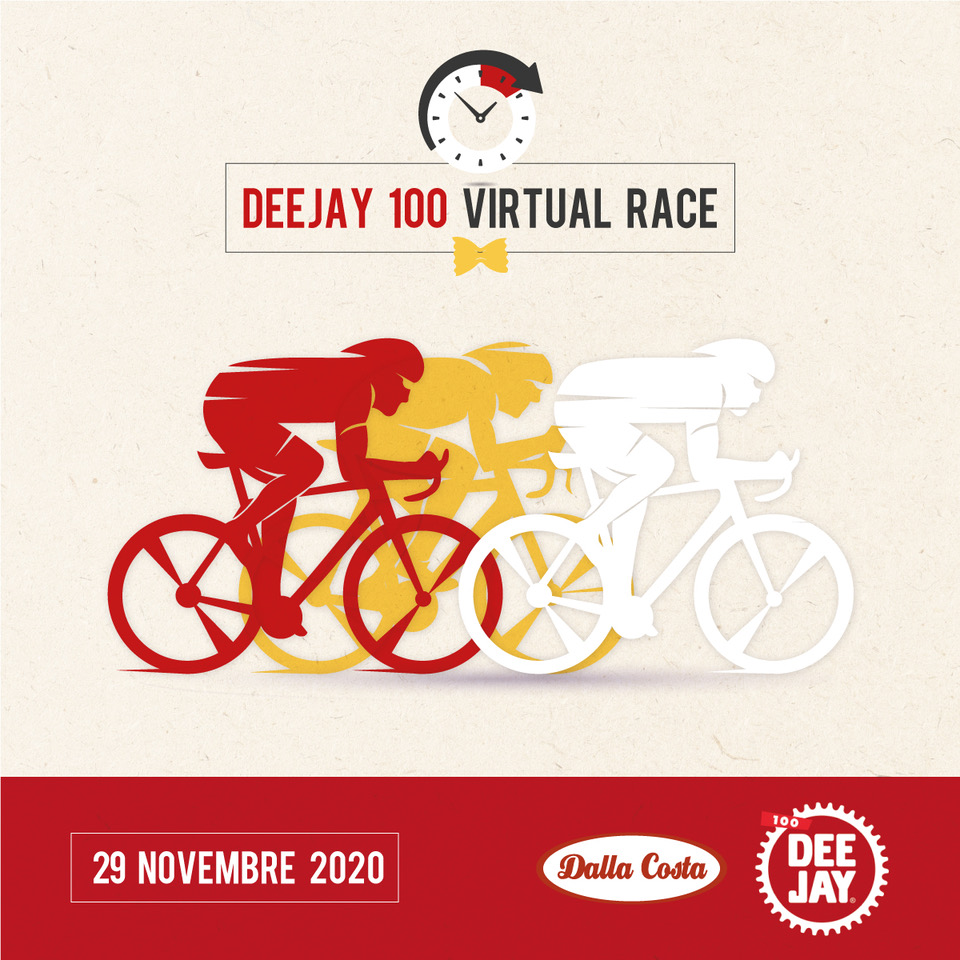 Deejay 100 virtual race